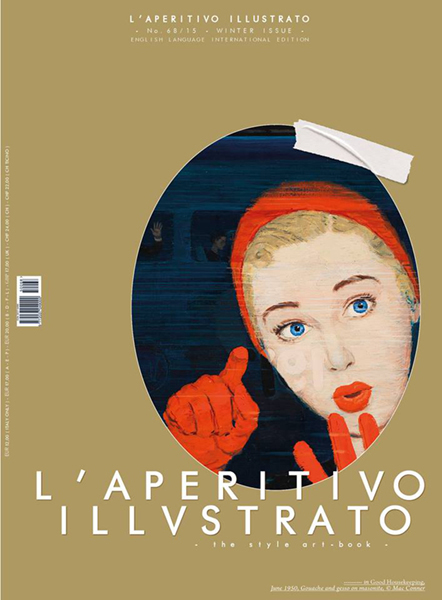 aperitivo illustrato,rex gold,winter issue,christian zanotto,technological research