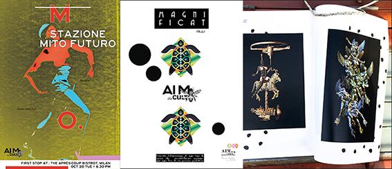 ai m the cult,magnificat,christian zanotto,aimagazine,aimagazinebooks,aperitivo illustrato,aperitivo illustrato magazine,visual art magazine